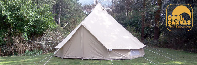 If you follow our instructions for looking after your Cool Canvas bell tent and treat it with the respect and care it deserves then it really will last you ... & Looking after your bell tent - Cool Canvas Tent Company