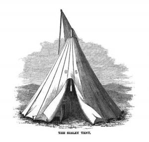 Sibley bell tent