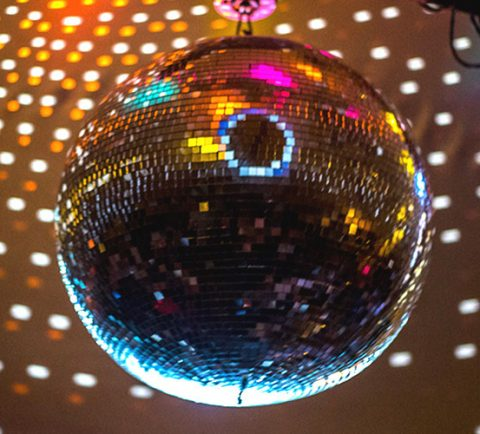 Disco bell Cornwall