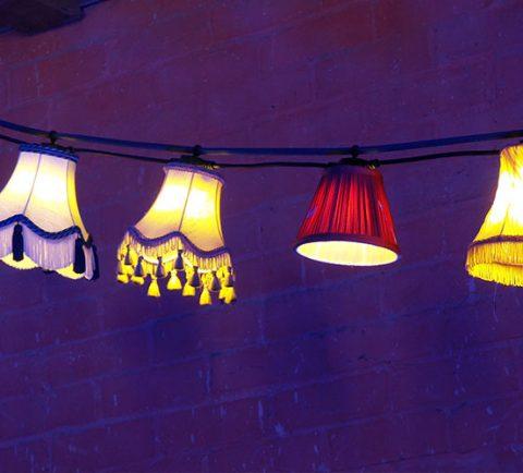 Vintage lanterns Cornwall