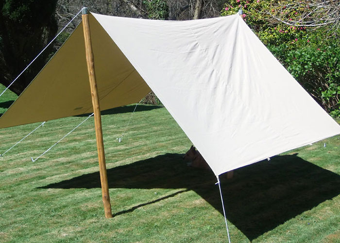 Deluxe Awning Cool Canvas Tent Company