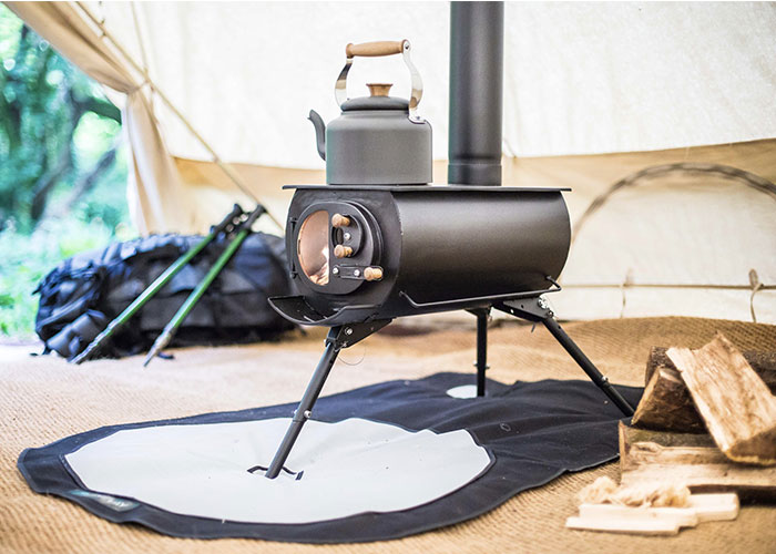 Frontier Plus Cool Canvas Tent Company