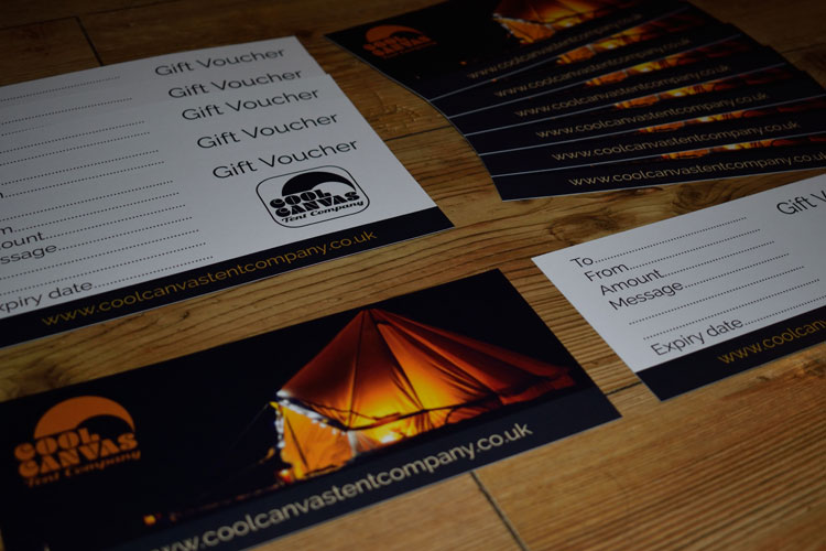 Cool Canvas Bell Tents Cornwall