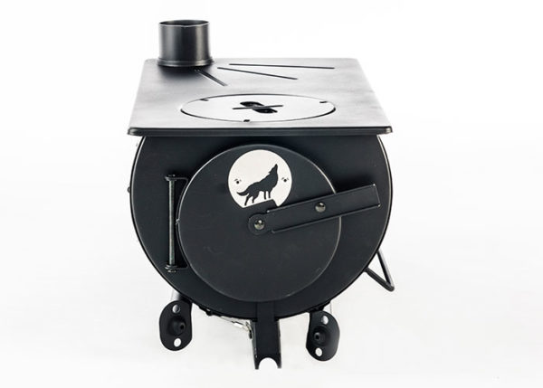 The Frontier Stove Wolf