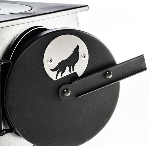 The Frontier Stove Wolf 2