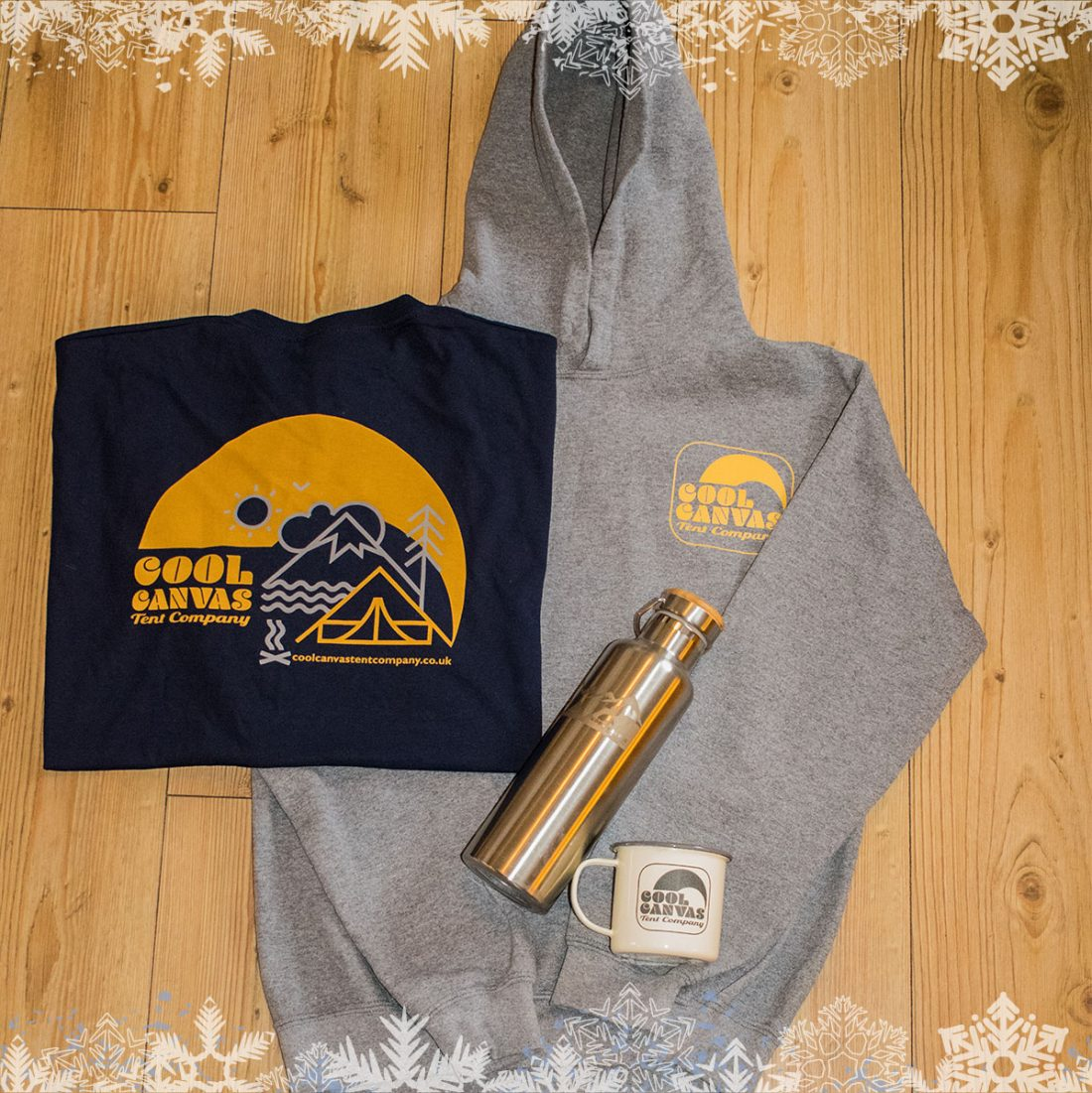 Cool Canvas Christmas Giveaway