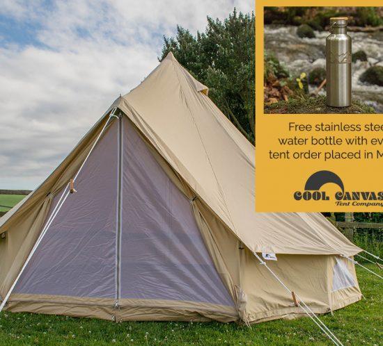 Bell tent deal