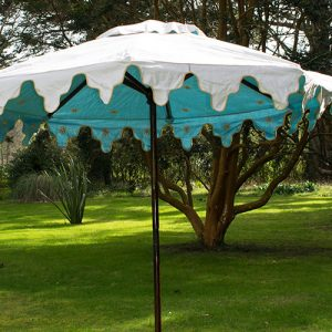 Handmade Indian parasol
