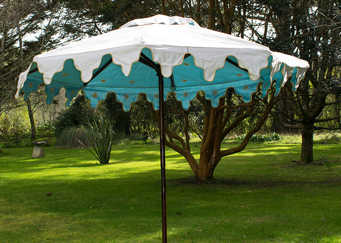 Indian Parasol Cool Canvas Tent Company