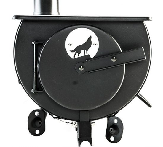 The original bell tent stove