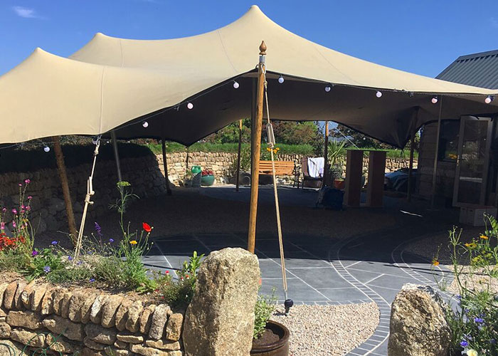 South west stretch tent hire