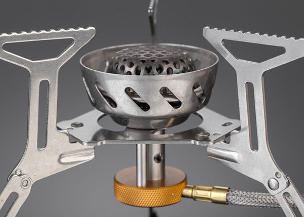 Portable mini camping stove
