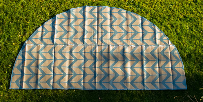 4m Bell Tent Mat