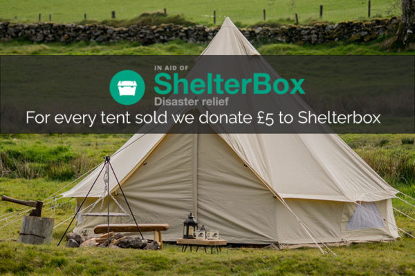 Shelterbox donation
