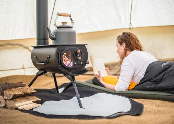 Frontier Stove heatproof mat